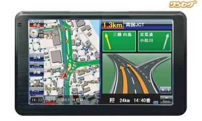【激安セール】DC12V&DC24V対応[DreamMaker]2012年版最新ナビ■住友電工社製4GB地図データ搭載...