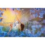 クロスステッチ刺繍図案 Heaven And Earth Designs(HAED) - Mini Little Blue