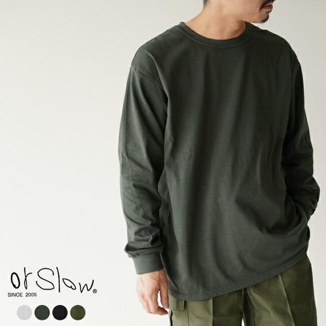 トップス, Tシャツ・カットソー  orslow T LONG SLEEVE T-SHIRT T T 2020 03-0013 0809
