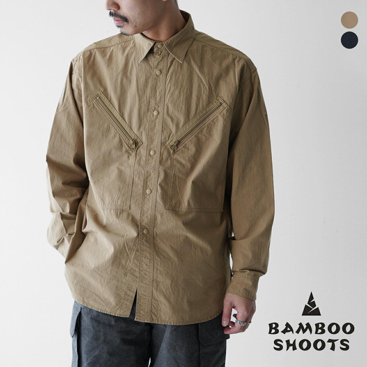 トップス, カジュアルシャツ SALE50OFF M210104 BAMBOO SHOOTSMOUNTAIN RESEARCH HIKING SHIRTS 0306SALE