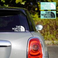 ノースフェイス ノースフェイス カッティングステッカー ブランドロゴ シール TNF Cutting Sticker メンズ ホワイト ブラック NN32013 【メール便可】 0322