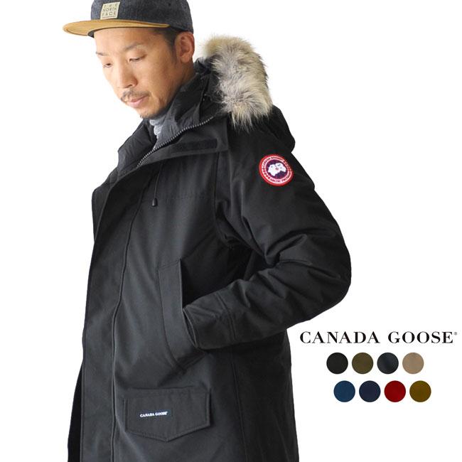 CANADA GOOSE(カナダグース) メンズラングフォード パーカ ダウンジャケット 2062MA