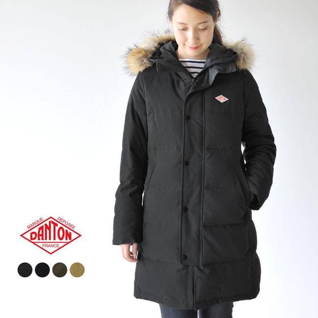 レディースファッション, コート・ジャケット 38 DANTON 2020 JD-8744LAS 0702