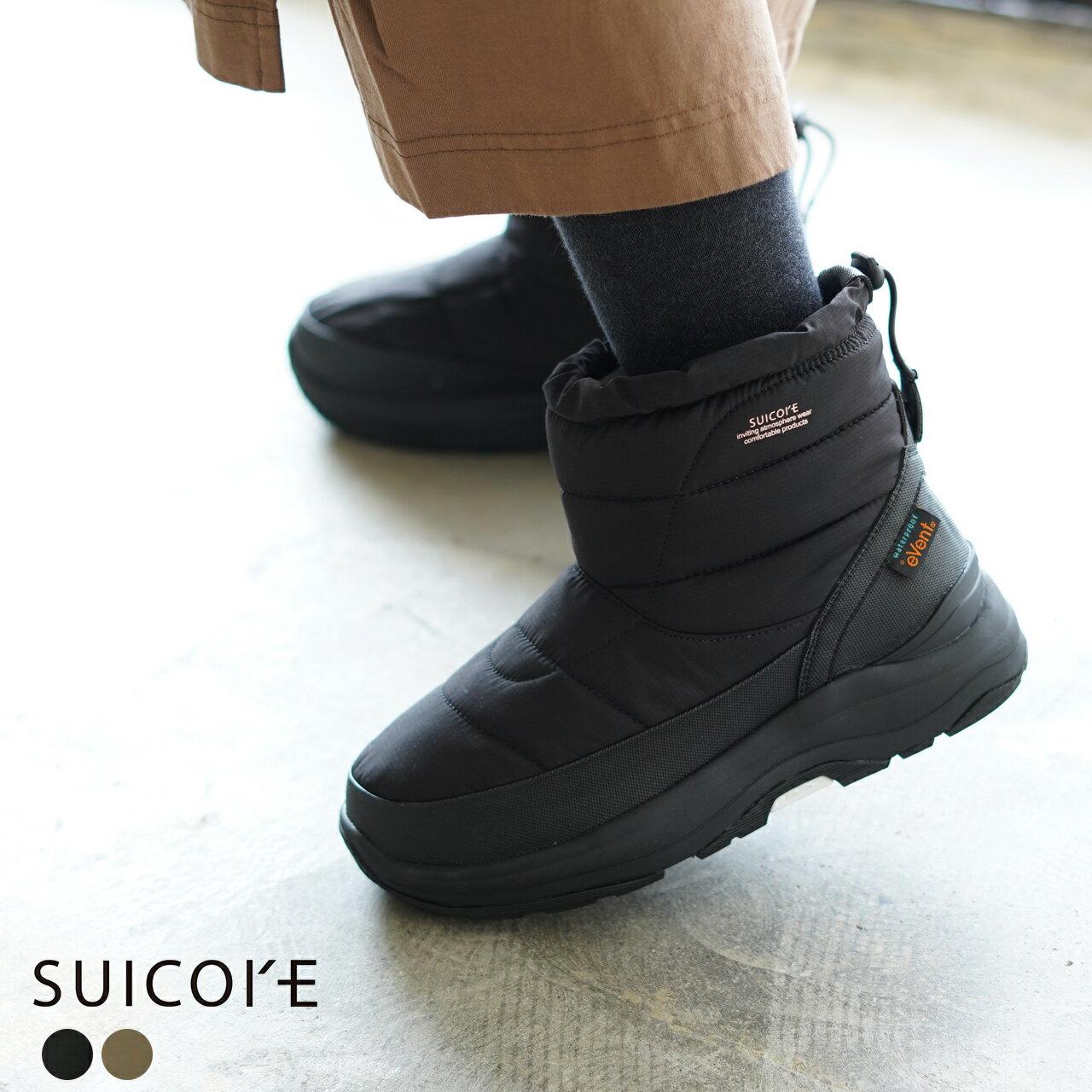 レディース靴, スノーシューズ  SUICOKE BOWER 2021 OG-222 23.0-29.0cm 0806