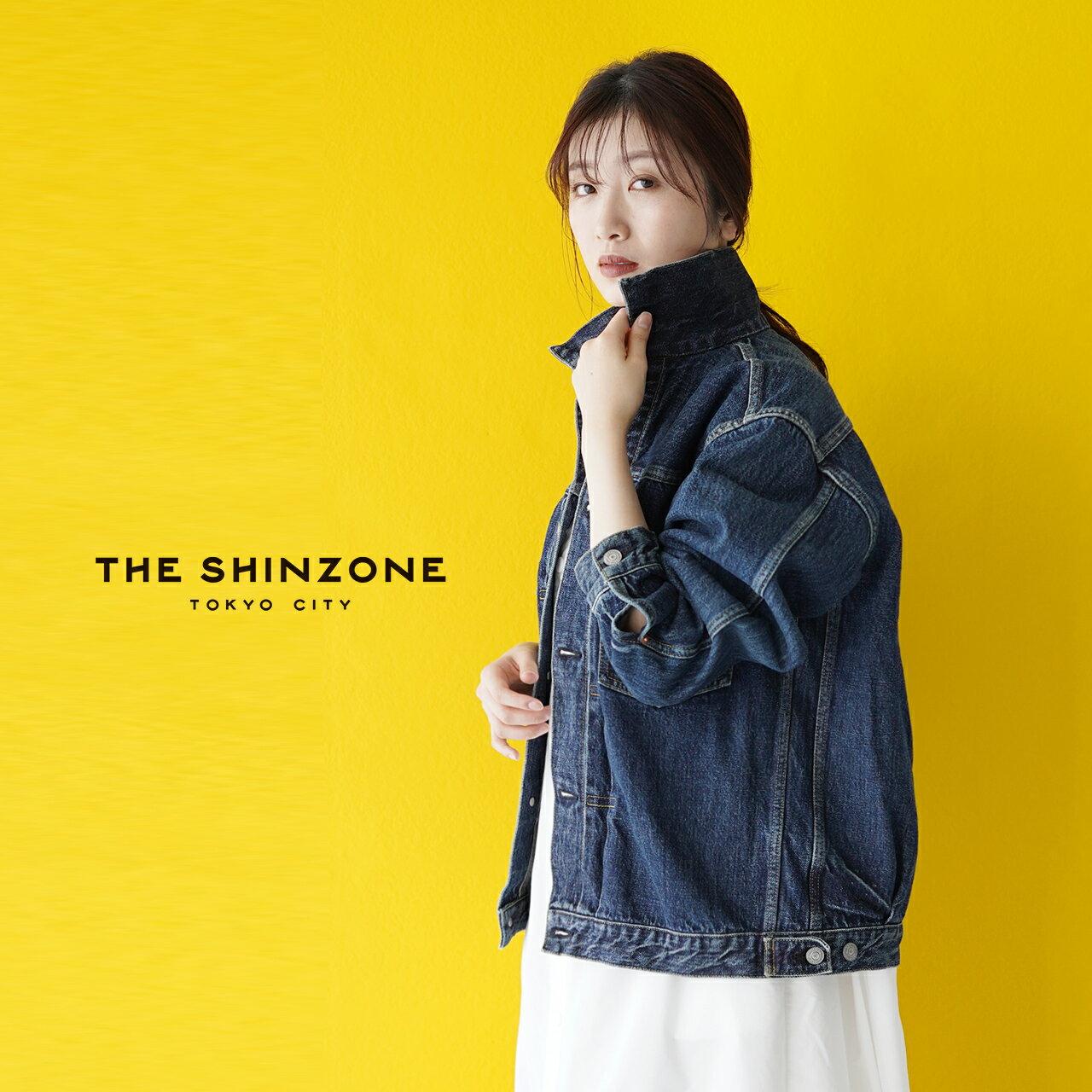 レディースファッション, コート・ジャケット  2021 G 2 21MMSJK05 50S TYPE 50S DENIM JACKET THE SHINZONE 0325