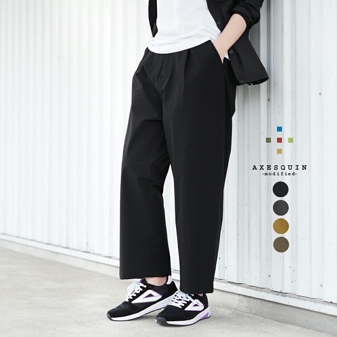 メンズファッション, ズボン・パンツ SALE50OFF 4 4 322009 TECH SLACKS PANTS AXESQUIN 0408SALE