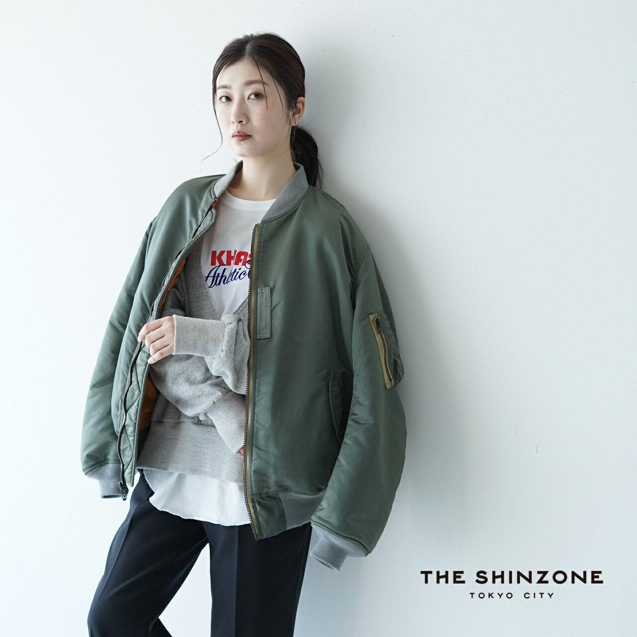 レディースファッション, コート・ジャケット  THE SHINZONE MA-1 2021 21AMSJK04 0625