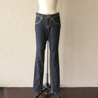 d.m.g(DMG)13-509a Domingo stretch pants and Navy and a 13-509