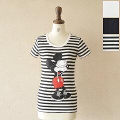 joyrich ジョイリッチ パンク ミッキー Tシャツ・dis-f1154te(全3色)(S・M)【あす楽対応】
