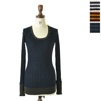 tumugu Zheng ランダムリブボーダー knitting & tk13303 (3 colors) (free)