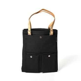 Marimekko Marimekko Bags TOIMI Normi canvas leather tote bag-5234137523 (unisex)