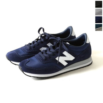 new balance new balance Classic ' 70s Running Style and CW620 suede / mesh sneakers (3 colors)