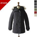 canadagooseカナダグースbronte/ブロンテファーフードダウンジャケット(全3色)(S・M)【2012秋冬】