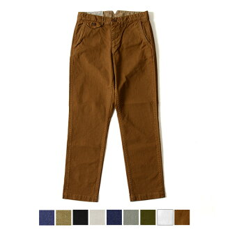 D.M.G(DMG) Cala Domingo surge stretch テーパードトラウザー pants and t 13-713 (7 colors) (SS, S, M, L)