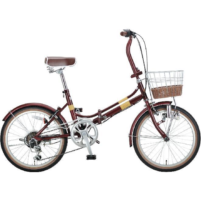 自転車・サイクリング, 折りたたみ自転車  20 FDB206 YG-1226 6 6 201.75