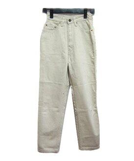 Levi's李維斯常規棉布褲子(粗斜紋布奇諾)032799[中古]