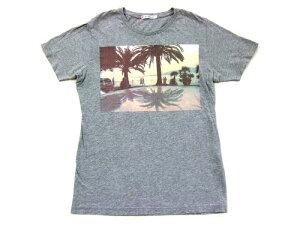 UT×Abbas Magnam Photos フォトTシャツ Photo T-shirt ユニクロ UNICLO UT アッバスアターマグナムフォト 037371 【中古】