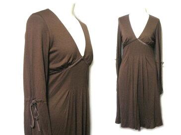 ROSSO 「URBAN RESEARCH」 ナチュラルドレープワンピース (natural drape one-piece) ドレス ロッソ アーバンリサーチ 049468 【中古】