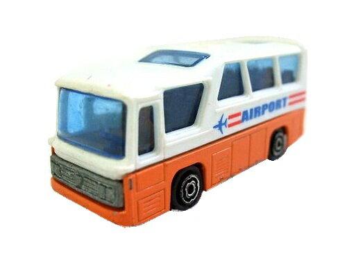 車, ミニカー・トイカー  vintage MAJORETTE AIRPORT BUS ( ) TOMICA 054507