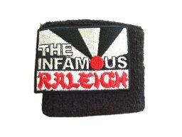 廃盤 RALEIGH THE INFAMOUS パイルリストバンド (Pile wristband) ラリー 日の丸 058798 【中古】