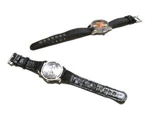 廃盤JeanPaulGAULTIERジャンポールゴルチエJPGエンブレムウォッチ(ゴルチェ腕時計)059721【】