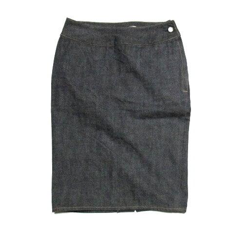 ボトムス, スカート beauty:beast M Plane denim skirt 061659