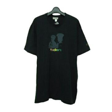 UBIQUITY RECORDS ユビキティー レコード 「S」 ロッカーズ Tシャツ (glavis CD付き グラビス) 062941 【中古】