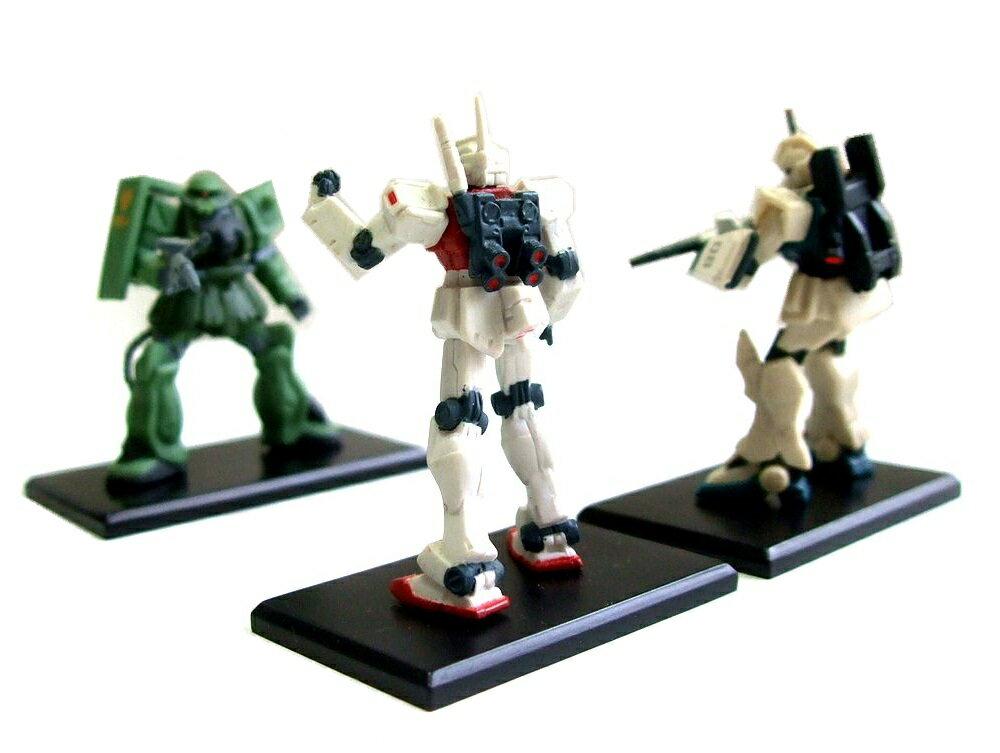 コレクション, フィギュア  GUNDAM RX-79(G) Ez-82F2 MS-06-F2 RGM-79C ( ) 069504