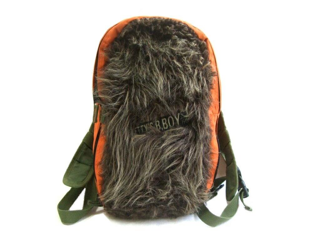 男女兼用バッグ, バックパック・リュック  BETTYS BLUE (SHINJI ABE BOY ) 070290