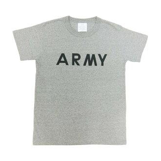 美國陸軍軍隊的棉質 T 恤 (短袖軍事) 096537