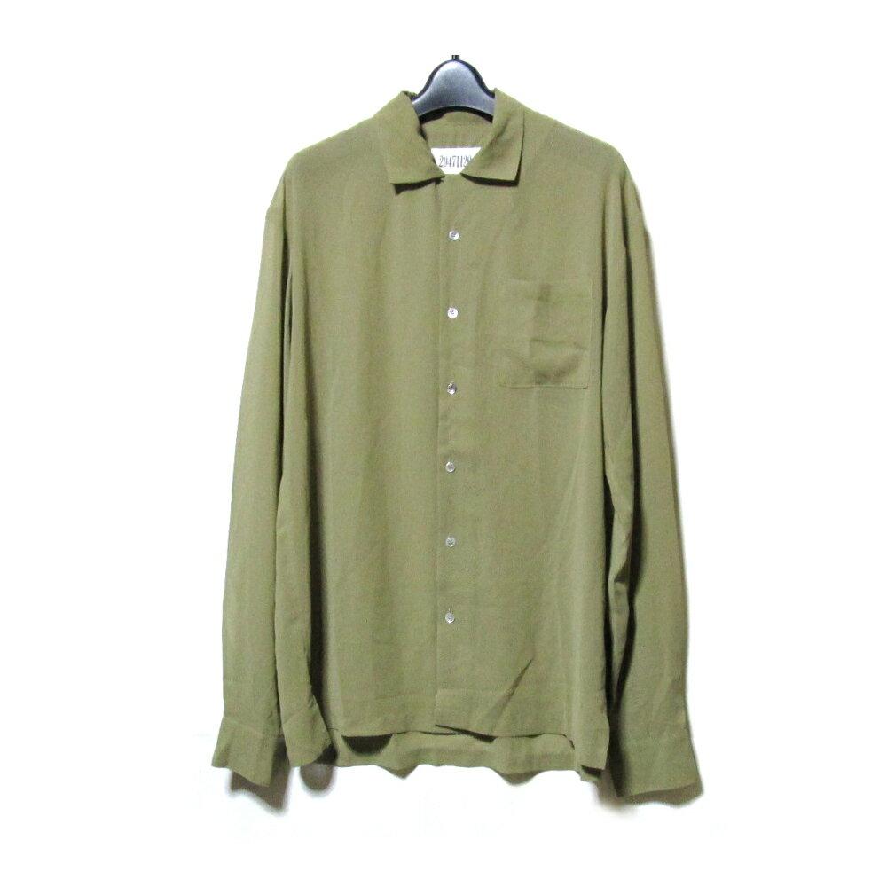 トップス, カジュアルシャツ  20471120 M ( ) 110244