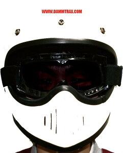 BLASTER☆ブラスターゴーグル/DAMMTRAX(ダムトラックス)バイク&スポーツ用ゴーグルゴーグル