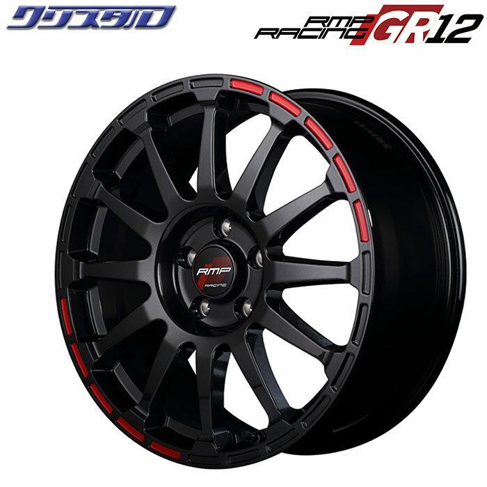 タイヤ・ホイール, ホイール  2021 1 RMP RACING RMP GR12 187540 5114 18 7.5J 40 5 PCD114 MID 4