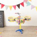 【再入荷しました】 bontempi ドラムセット 3pcs ボンテンピ キッズドラム ドラマー ミュージック玩具 (ネコポス不可) 5000円以上 送料無料