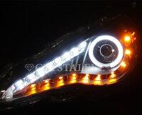 トヨタZN686ハチロク高輝度LEDウインカー内蔵CCFLイカリングプロジェクターヘッドライトV1タイプ予約注文受付中