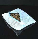 【最高品質クラス ブラジル産】さざれタイガーアイ(1kgパック 枕の下に置きやすい二重メッシュ袋付き さざれ石)