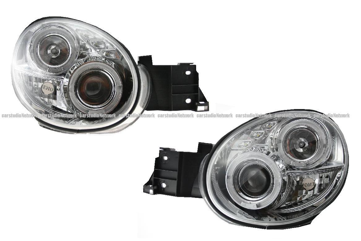 ライト・ランプ, ヘッドライト GDA GDB