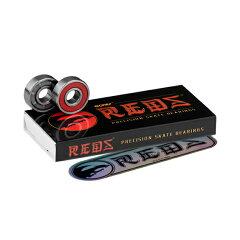 BONES BEARING REDS【ボーンズ】ベアリングレッズ【スケートボード】【スケボー】【SKATEBOARD】
