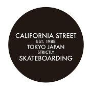 CALIFORNIA カリフォルニア ストリート ステッカー スケート スケボー SKATEBOARD ショップ