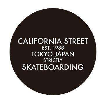 CALIFORNIA STREET STICKER カリフォルニアストリート ステッカー FUTURA FULL DOT 10 スケートボード スケボー SKATEBOARD スケートボードショップ