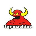 TOY MACHINE STICKER トイマシーン ステッカー MONSTER 440 スケートボード スケボー SKATEBOARD