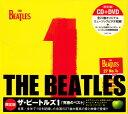 THE BEATLES ザ・ビートルズ1 究極のベスト (CD+DVD)