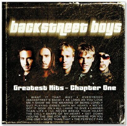 洋楽, ロック・ポップス Backstreet Boys Greatest Hits - Chapter One (CD)