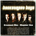 Backstreet Boys Greatest Hits - Chapter One / バックストリートボーイズ【輸入盤】(CD)