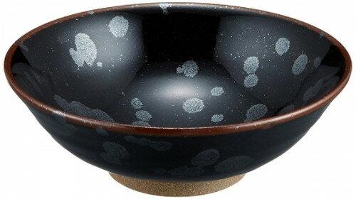 抹茶碗 : 有田焼 銀天目 平型抹茶碗(350cc)