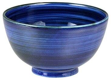 丼 : 有田焼 内外呉須巻 軽々多用丼 Japanese Bowl Porcelain/Size(cm) Φ13.5x8/No:806134