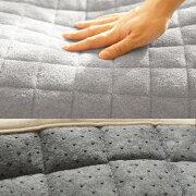 タオル素材の綿100%ラグ(アップ2)