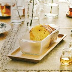 世界初 耐熱ガラス こびりつきにくい ガラス食器 オーブン料理 ヘルシー ケーキ型 デザート グ...