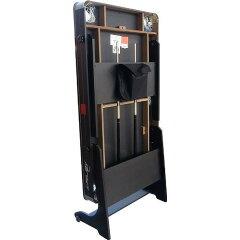 家庭用ビリヤードテーブルFP-5B折り畳み式で省スペース本場英国RILEY製5フィートビリヤード台