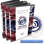 ビリヤード DVD プレミア10ボールリーグ2013 disc-1〜3セット